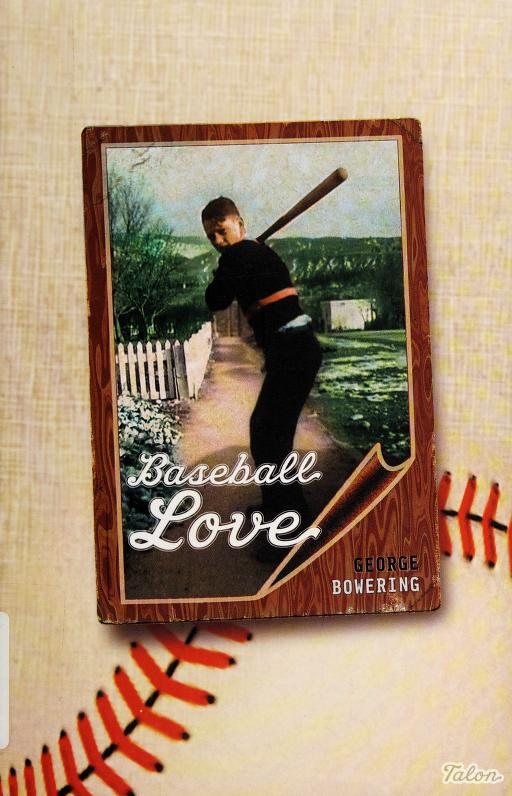 Baseball love by George Bowering