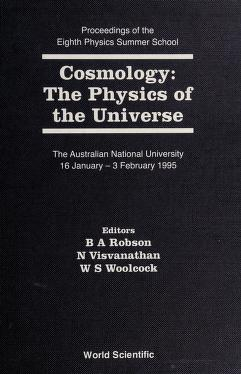 Cover of: Cosmology - The Physics of the Universe |
