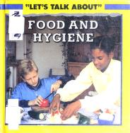 Cover of: Food and hygiene | Pete Sanders