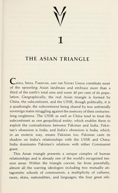 The fulcrum of Asia by Bhabani Sen Gupta