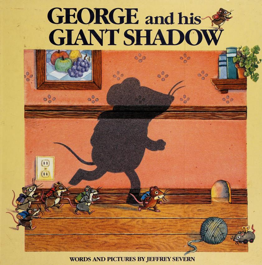 George and his giant shadow by Jeffrey Severn