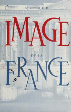 Cover of: Image de la France | François Denoeu