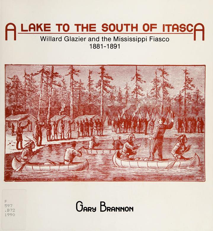 A lake to the south of Itasca by Gary Brannon