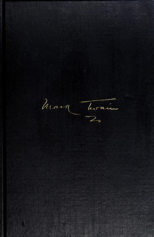Mark Twain's Autobiography by Mark Twain
