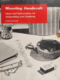 Cover of: Mounting handicraft | Grete Krøncke