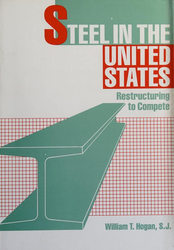 Steel in the United States by William Thomas Hogan